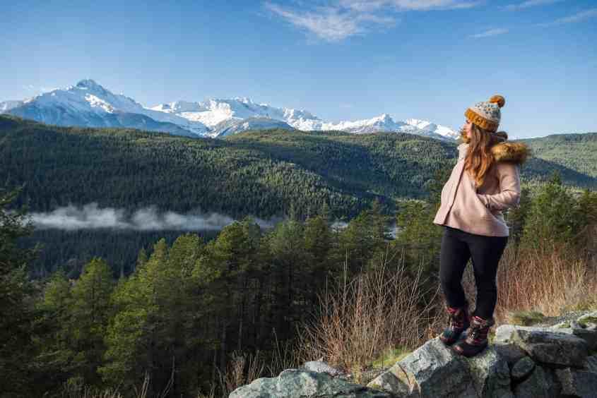 Tantalus Range - Squamish Canada