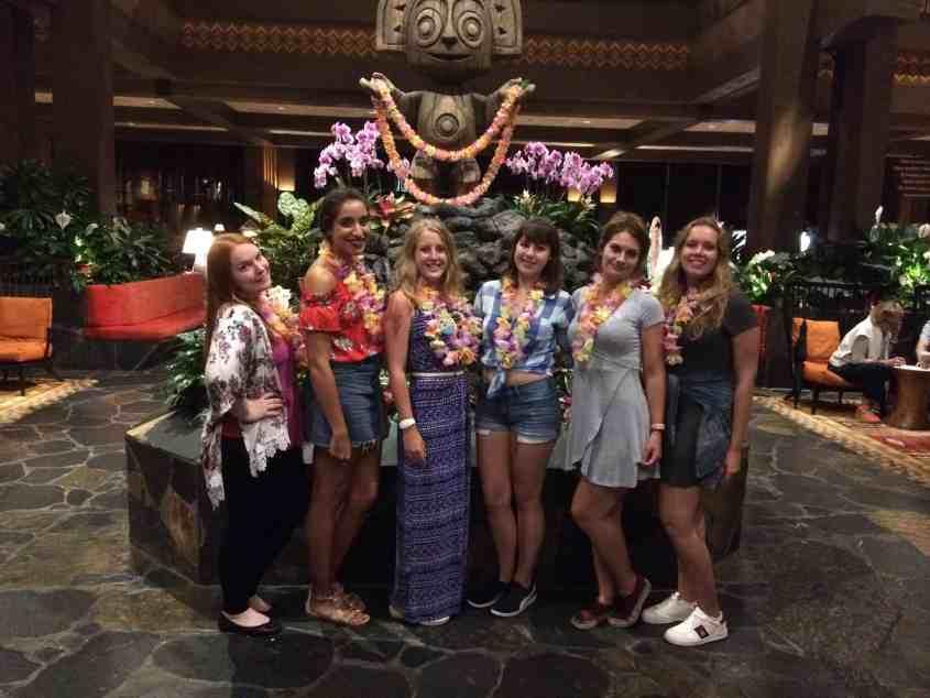 Spirit Of Aloha at Disney's Polynesian Resort