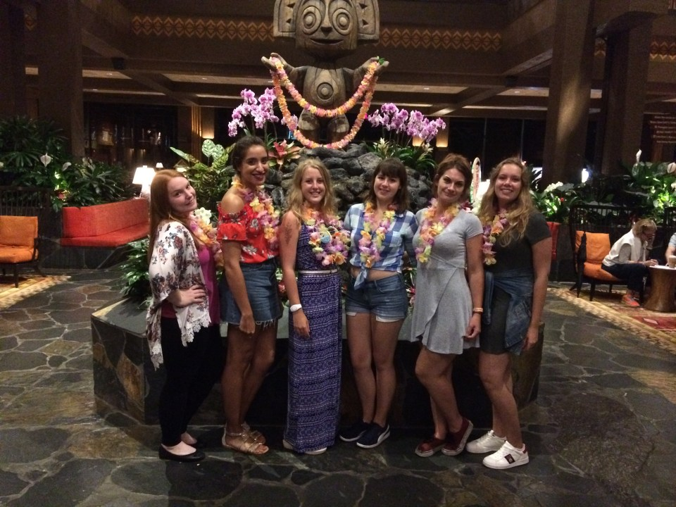 Spirit Of Aloha at Disney's Polynesian Resort