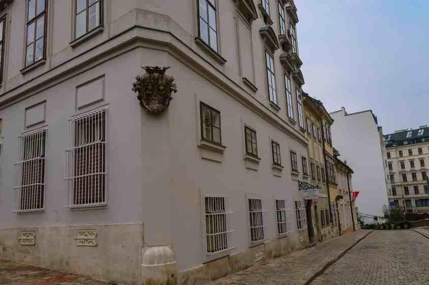 Beethoven Pasqualatihaus Vienna