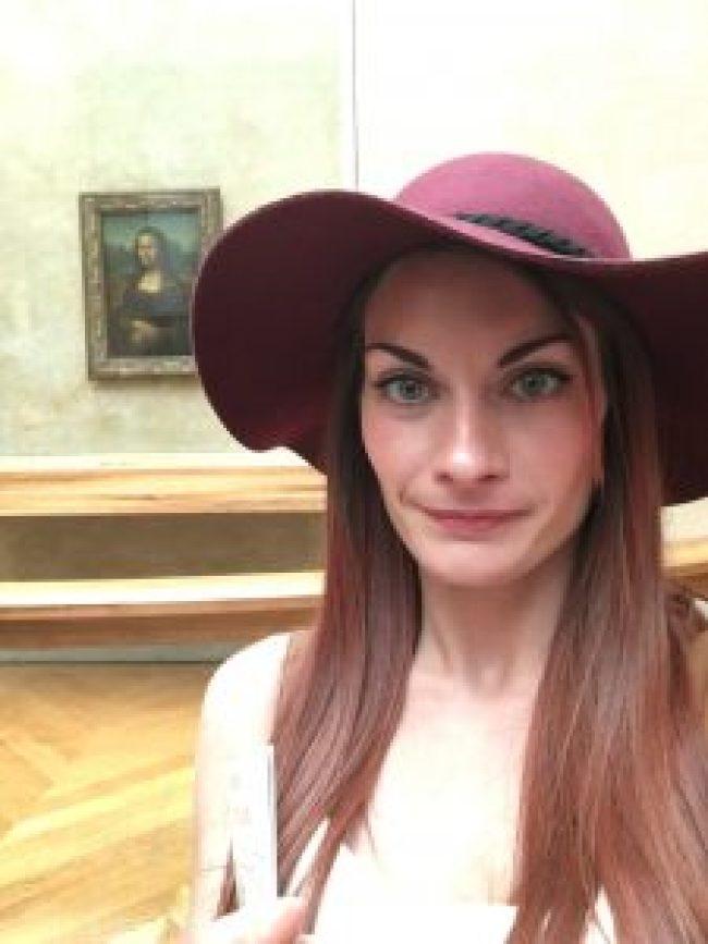 The Mona Lisa - The Louvre, Paris, France