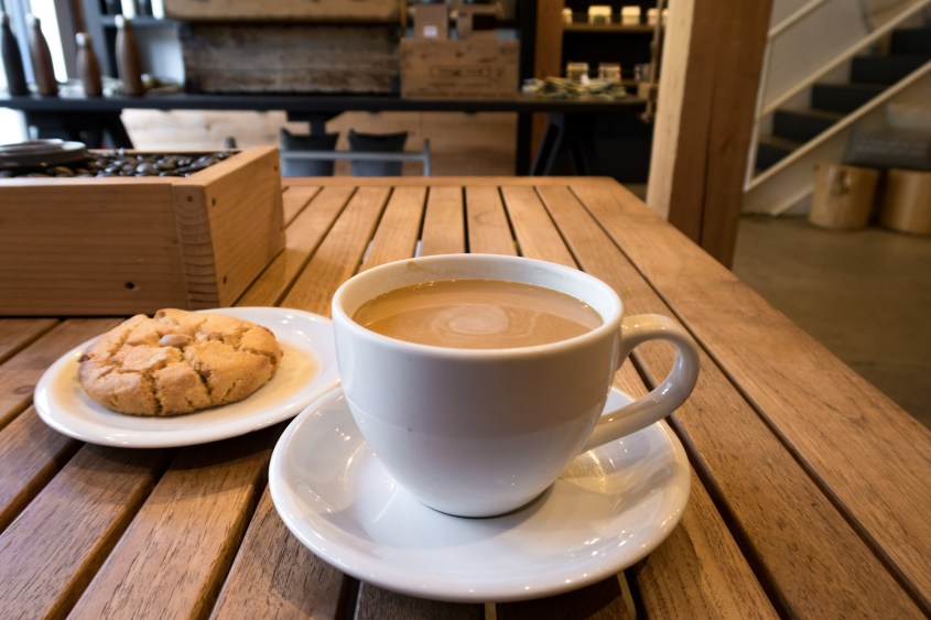 Coffee at Camp Coffee Co, Whistler - 5 Of Whistler's Best Coffee Shops