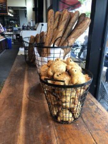 Bourdain Bakery, Pier 39, San Franciso