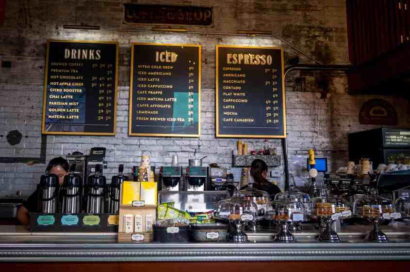 Balzac's Coffee Roasters - Toronto Distillery District