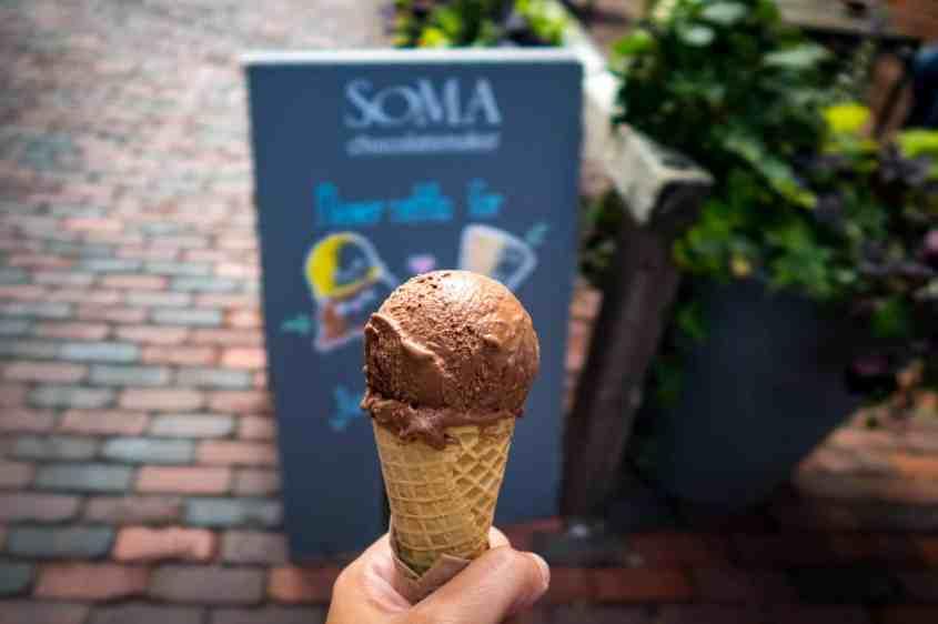 SOMA chocolate Toronto