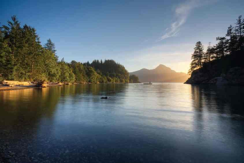 Porteau Cove, British Columbia