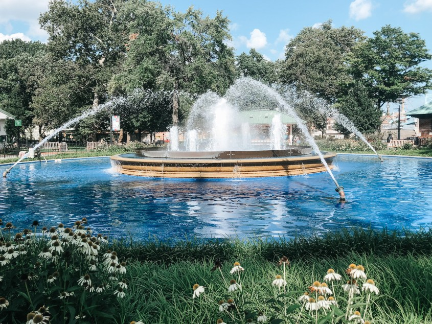 Franklin Square is one of the 5 main squares designed by William Penn. Make sure you stop by one of the cities parks during your 2 days in Philadelphia
