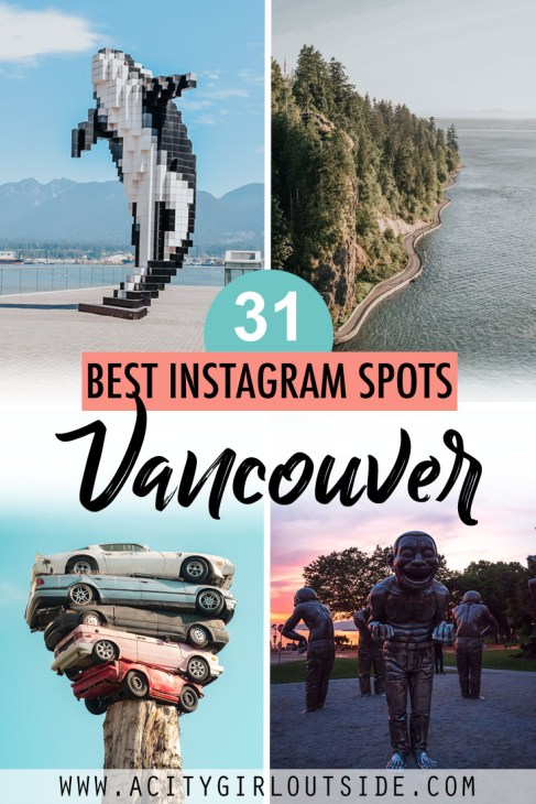Best Vancouver Instagram Spots