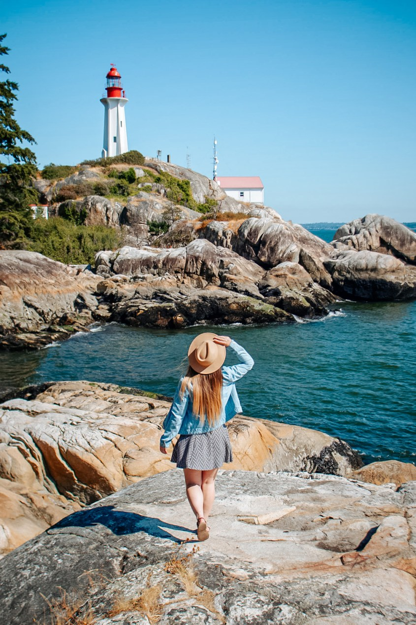 Lighthouse Park - West Vancouver