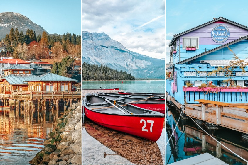 The Very Best Weekend Trips From Vancouver – For Every Season!