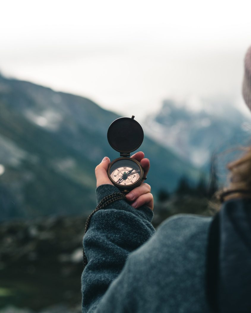 Navigation is a hiking essential
