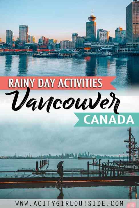 Vancouver Indoor Activities