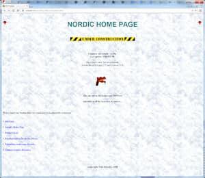 screenshot of Ackadia, 1998, v1