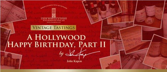 A Hollywood Happy Birthday, Part II
