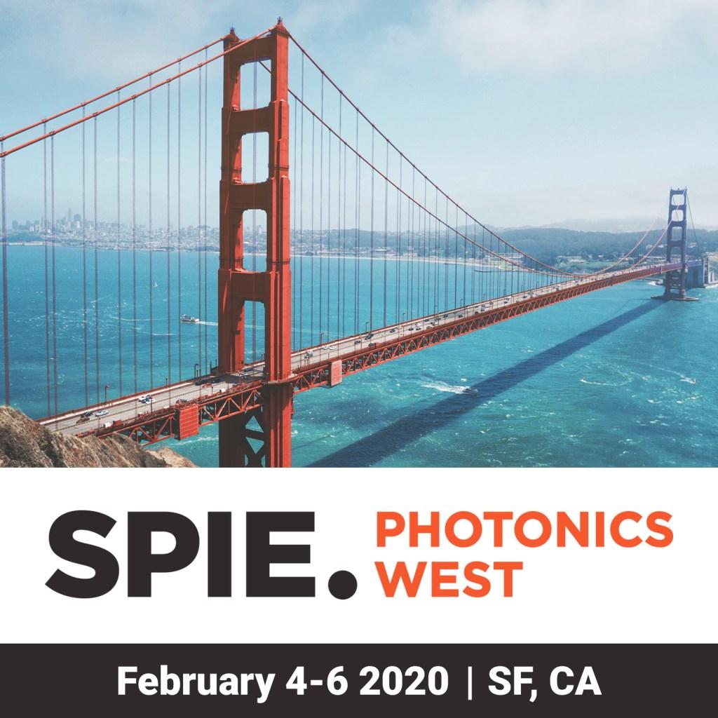 Ackley Attending SPIE Photonics West 2020