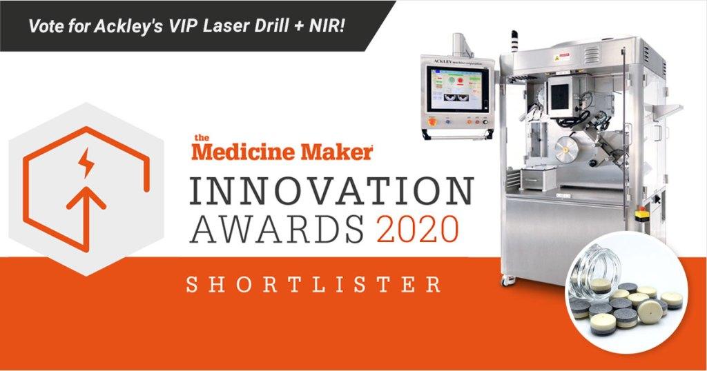 VIP NIR Innovation Award 2020