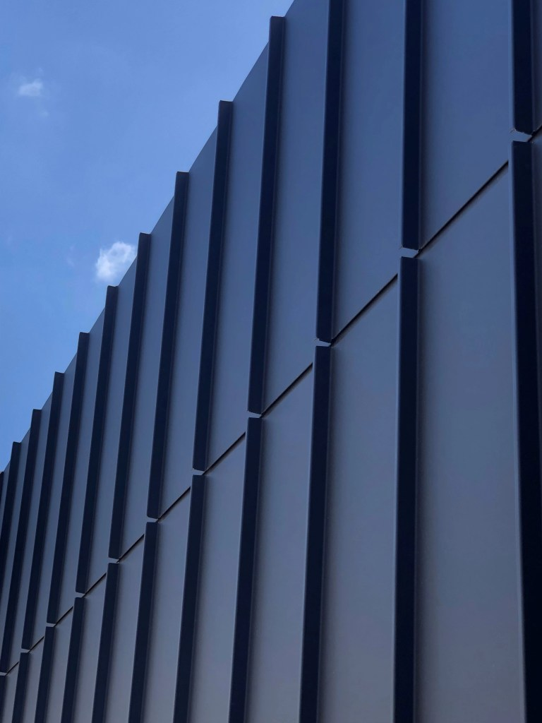 Standing Seam Architectural Cladding Suppliers
