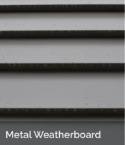 Metal Weatherboards ACS - Metal Cladding Services