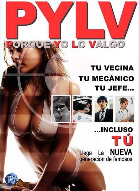 Diseño de carteles de programas de televisión para Europroducciones. Estudio Aclararte