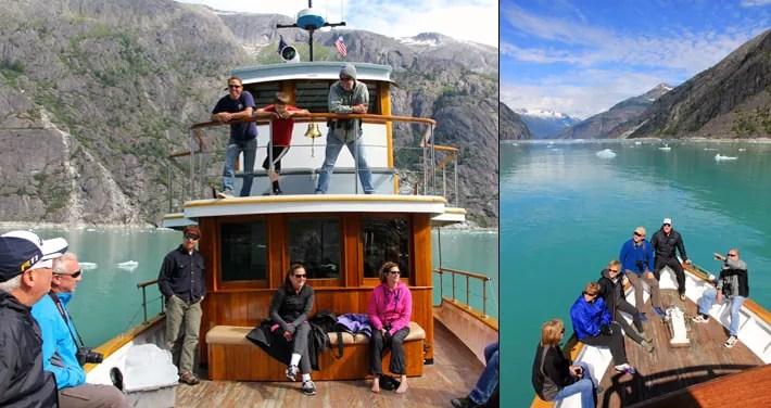 MV Discovery Alaska Small Ship Cruises Luxury Alaska