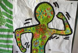 arts plastiques ACL Beaulieu 2013