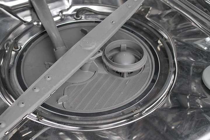 How to clean your dishwasher filtration system