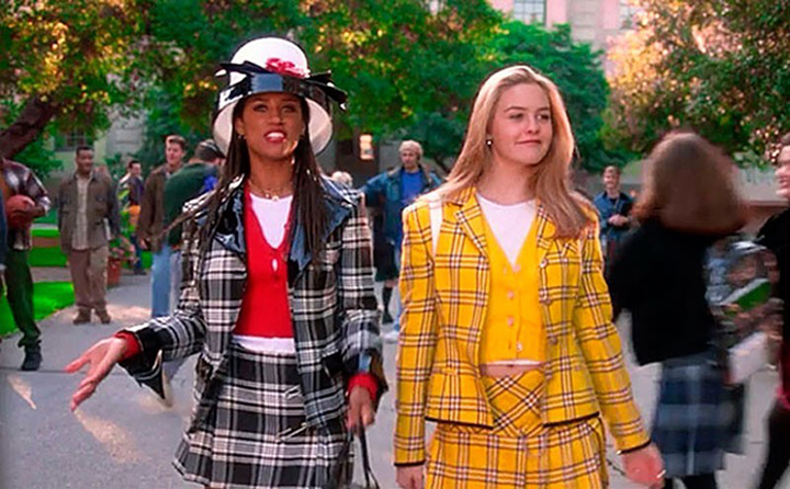 Thrift store Halloween costume ideas: Cher or Dionne from Clueless