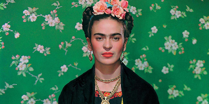 Sustainably sourced Halloween costume ideas - Frida Kahlo