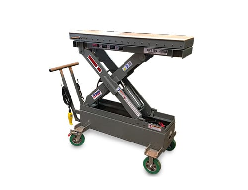 Extra Narrow Scissor Lift Table