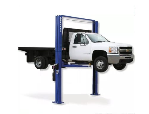 Q12 2 Post Automotive Lift
