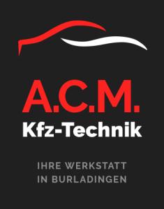 ACM Kfz-Werkstatt Logo