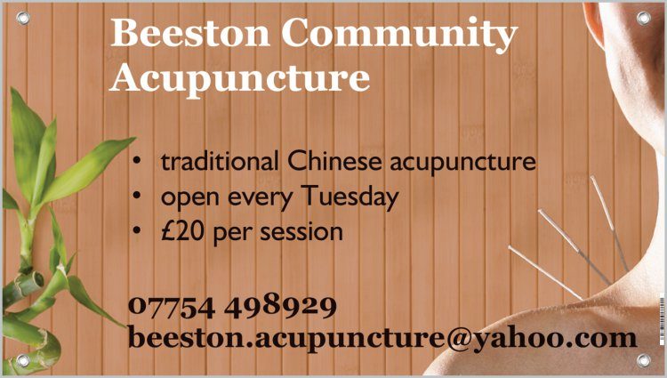 ACMAC clinic Beeston community acupuncture