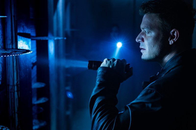 Matt Passmore as Logan in 'Jigsaw' - DOP Ben Nott ACS, PHOTO Supplied
