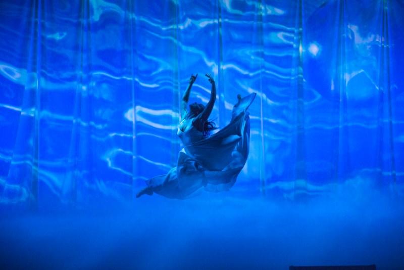 A scene from 'Dance Academy; The Movie' - DOP Martin McGrath ACS, PHOTO Simon Cardwell