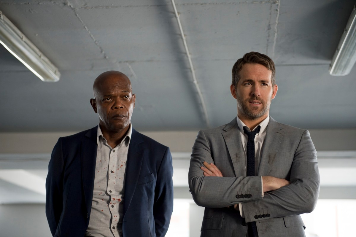 Behind-the-scenes on 'The Hitman's Bodyguard' with cinematographer Jules O'Loughlin ACS