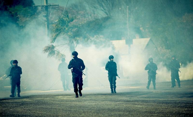 'Tomorrow When The War Began' - DOP Simon Ozolins ACS, PHOTO Ben King