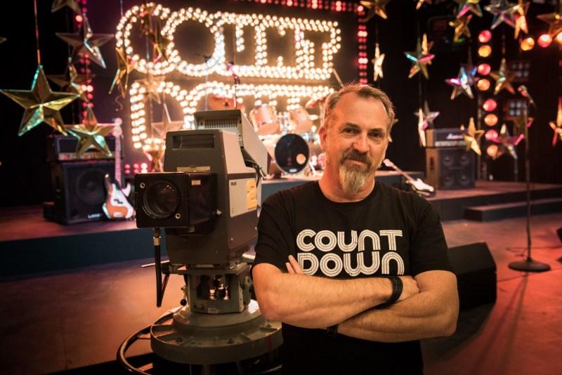 2. Craig Barden ACS Director of Photography on 'Molly' - PHOTO Ben Timony