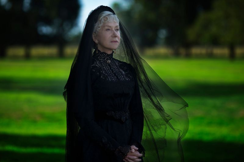 Dame Helen Mirren plays Sarah Winchester in 'Winchester' - DOP Ben Nott ACS, PHOTO Supplied
