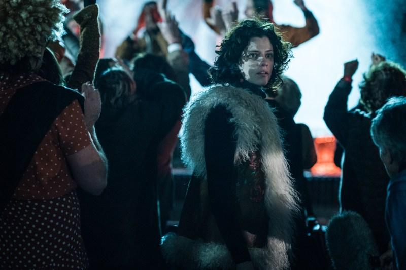 A scene from ABC telemovie 'Riot' - DOP Martin McGrath ACS, PHOTO Mark Rogers
