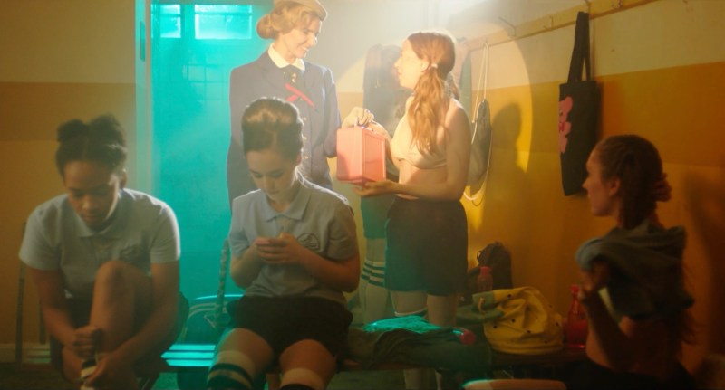 A scene from the film 'Pin Cushion' - DOP Nicola Daley ACS