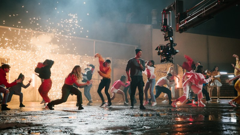 2. Behind-the-scenes on Guy Sebastian's 'Chior' music video - DOP Kieran Fowler NZCS ACS, PHOTO Lev Jutsen