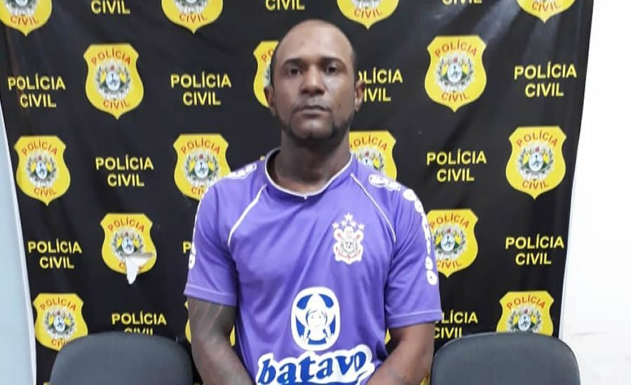 Polícia prende suspeito de ter matado músico e vendedor, no Recanto dos Buritis