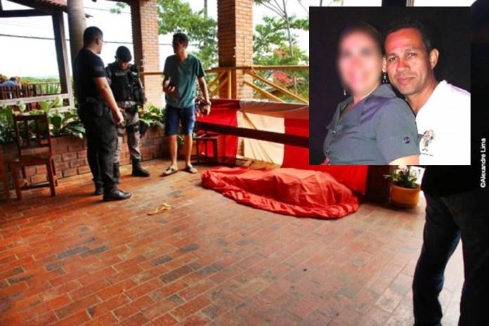 Empresário boliviano é assassinado com 6 tiros em restaurante de Epitaciolândia