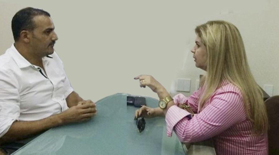 "Ilderlei cordeiro renuncia vice-presidência da amac; Marilete afirma que pedido de afastamento seria por ""problema pessoal"""