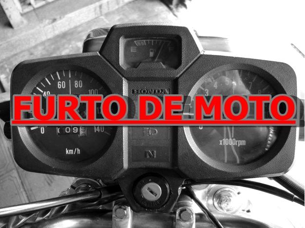 Vice-prefeito de Tarauacá tem moto furtada