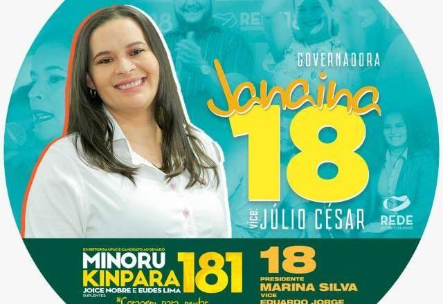 TV Globo/Acre excluiu do debate primeira mulher a disputar o governo do Acre