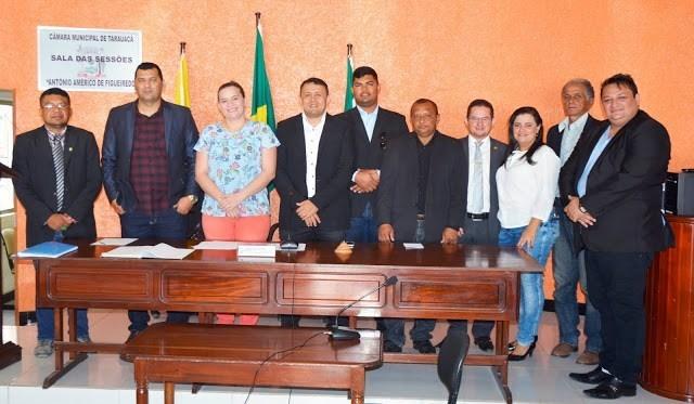 Em Tarauacá, Câmara de Vereadores acolhe veto da Prefeita e rejeita texto de vereador