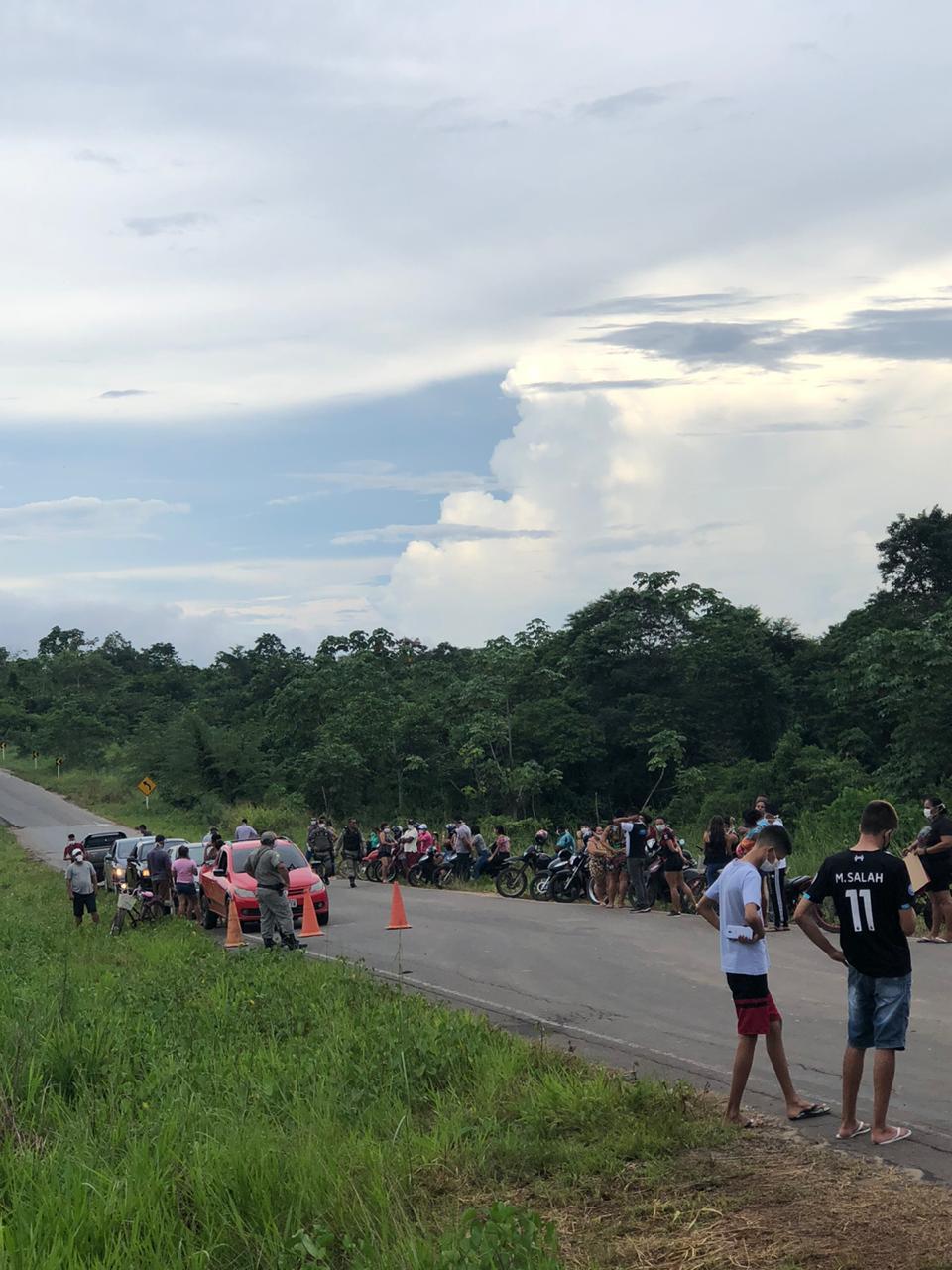 Protesto em Tarauacá contra juíza federal 22 (10)
