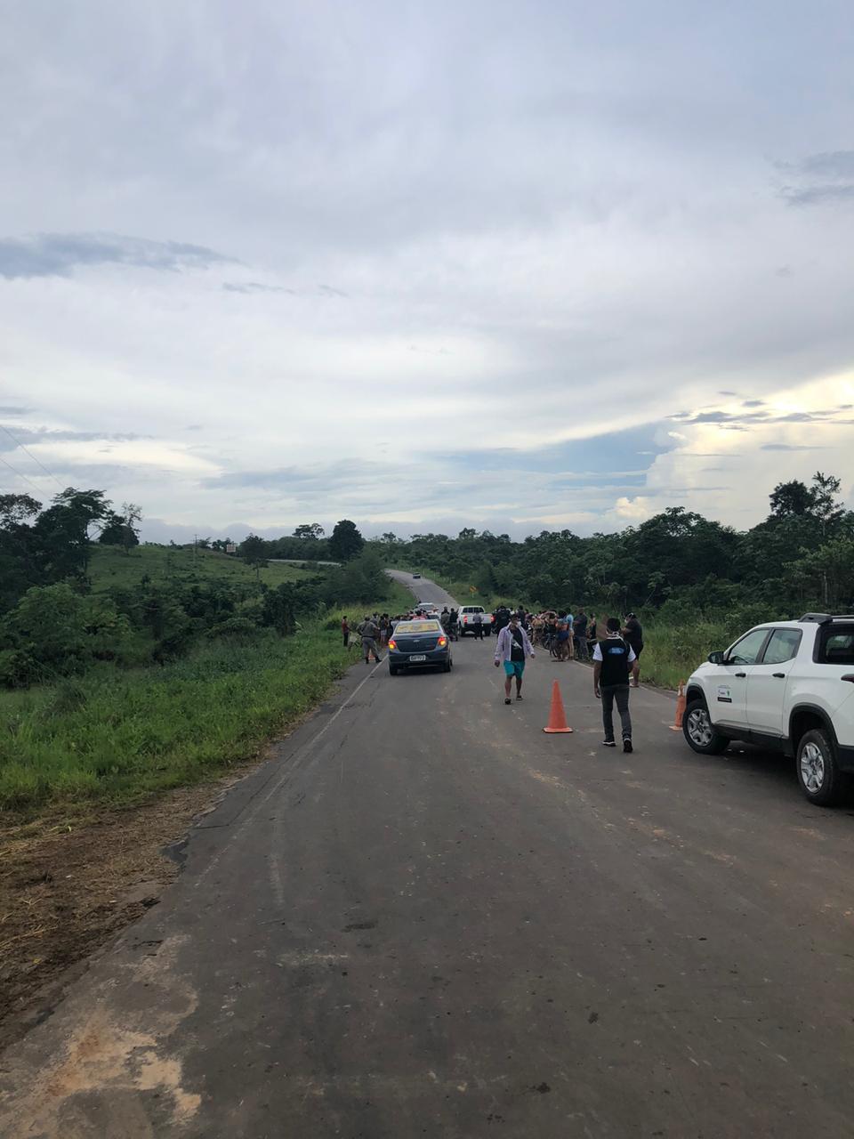 Protesto em Tarauacá contra juíza federal 22 (8)