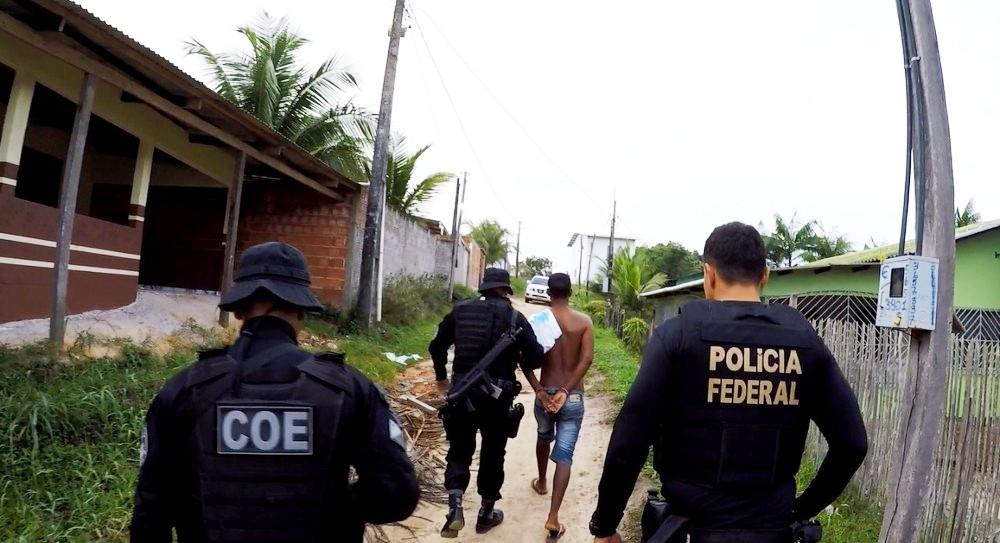 Mega operação da PF contra o PCC prende 36 e cumpre 52 mandados no Acre